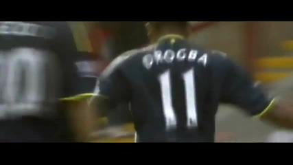 Didier Drogba the King of Stamford Bridge