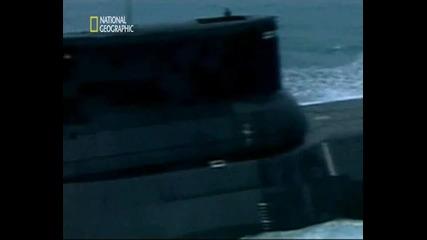 Да разглобиш гигант: Съветска подводница (част 1)