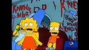 Simpson Music Video(linkin Park)