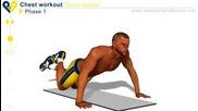 Тренировка за гърди