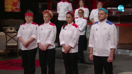 Номинации и изгонени - ''Hell's Kitchen'' (19.03.2020)