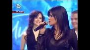 Преслава и Айдълите от Music Idol