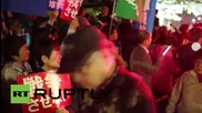 Japan: Anti-war protesters continue to rally in Tokyo against new military laws