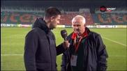 Люпко Петрович: Стана добър мач, трябваше повече хора да го видят
