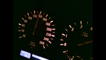 невероятно 220 км/ч за 34 сек.