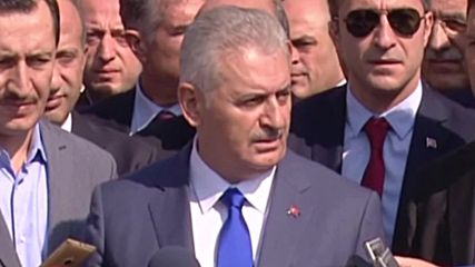 Turkey: Turkish soldiers to remain in Iraq says Turkish PM Yildirim