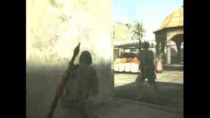 Socom U.s. Navy Seals 4:confrontation ps3