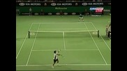 Тенис Класика - Страхотна Точка На Федерер