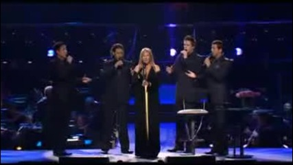 Il Divo and Barbara Streisand - Music Of The Night