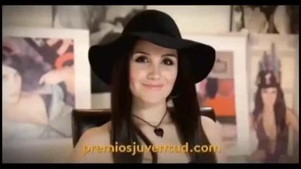 Дулсе с изненада за Premios Juventud 2013