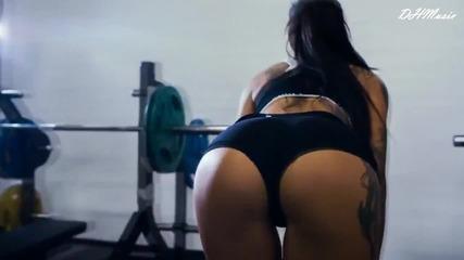 Фитнес модела Анджелика! Workout!