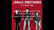 05. 6 Minutes (its About Time) Jonas Brothers