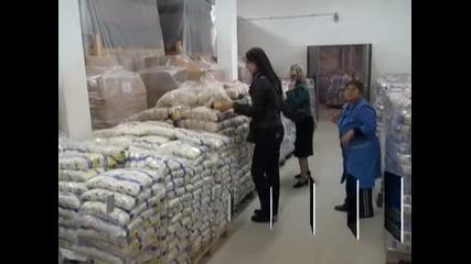22 тона заразен фасул са открити в Бургаска област
