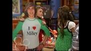 Hannah Montana - Achy Jakey Heart Part 1 (с български субтитри)