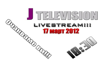 Livestream- J T V