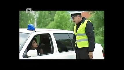 А казват че полицаите били тъпи !!!