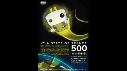 A State of Trance 500 Day 4 - Armin van Buuren Hour 1