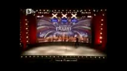 България тирси талант 30.03.2010