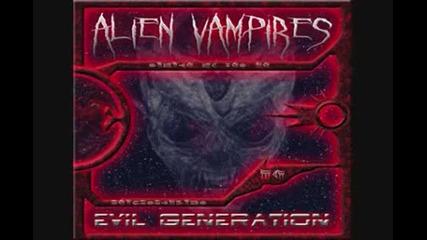 Alien Vampires - Evil Generation