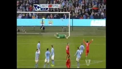 """В трети пореден мач """"Манчестър Сити"""" и """"Ливърпул"""" завършват 2:2"""