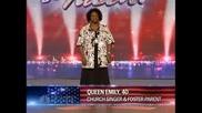 40 Годишна Пее Жестоко America Got Talent