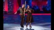 Един красив сън! ...(танци върху лед -албена Денкова и Максим Стависки) ... (music Eugen Doga) ... .