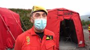 Spain: Military Emergencies Unit personnel assist locals in La Palma amid volcanic emergency