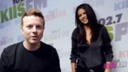 Selena Gomez Raps at Kiisfm