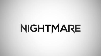 Sirensceol - Nightmare ft. Sean Dee ( Official Lirics Video )