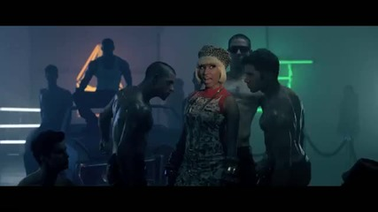 David Guetta & Nicki Minaj, Florida - Where Them Girls At ( Високо Качество )