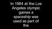 Нло 1984г. Олимпийски игри...! wtf..