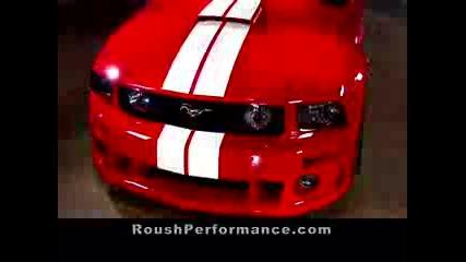 Mustang Gt Reklama