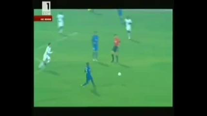 Vladimir Gadzhev Levski - Lille (2-1)