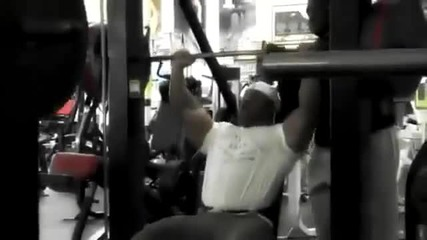 Мотивацията е всичко. Тренирай !