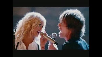 Christina Aguilera & The Rolling Stones - Live With Me