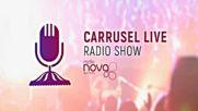 Carrusel live Radio Nova with Zimone 06-01-2019