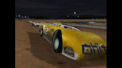 Dirt Track Racing 2 Intro