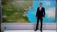 Прогноза за времето (09.11.2014 - централна)