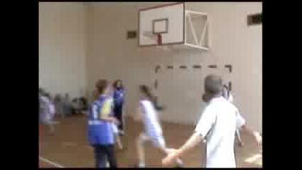Баскетболна Среща Учители - Ученици