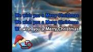 We wish you a merry Christmas-/karaoke & Instrumental/