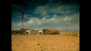 Top Gear - Кен Блок Най - Лудия гостува в Top Gear и демонстрира уменията си