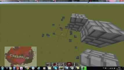 Minecraft Урок Как се прави капан