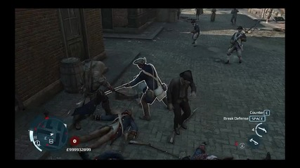 Assassin's Creed 3 - Битка