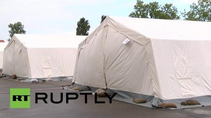 Германия: Къмпинг край Берлин е готов да прибере 710 души