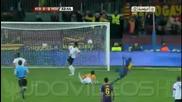 Barcelona vs Hospitalet 9-0 - All goals 22.12.2011 Copa del Rey