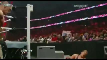 John Cena turns heel?
