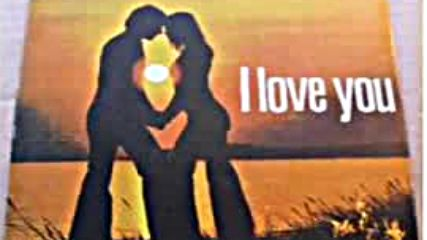 Bjorn & Suzy - I Love You-1976 Single