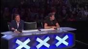 Негър се разплака сле изпълнението си America s Got Talent 2009