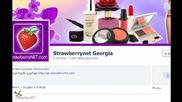 Как да намерим strawberrynet във фейсбук