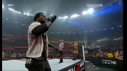 Wwe Fatal 4 Way R - Truth vs. The Miz - United States Championship Match part 1
